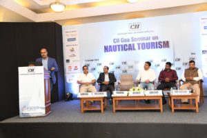 CII Goa Seminar on Nautical Tourism